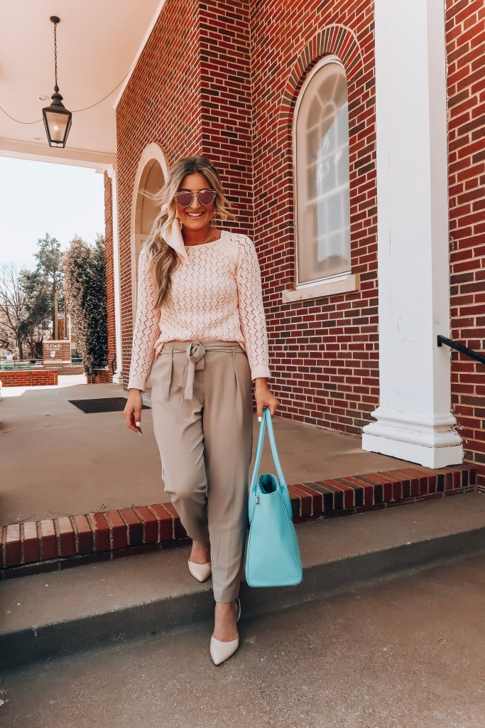 How To Add Color this Spring To Your Workwear | Audrey Madison Stowe a fashion and lifestyle blogger