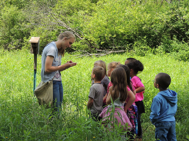 School Field Trips to Audubon Receive Chautauqua Region Community Foundation Support