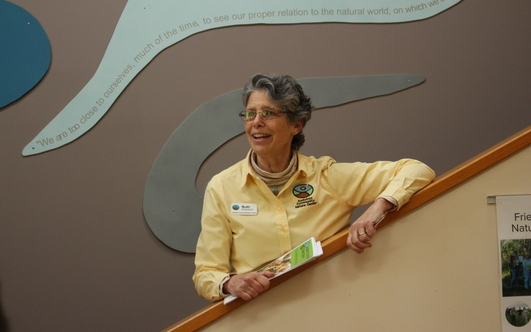 Audubon Honoring Retiring President Ruth Lundin with Reception on Friday, June 8
