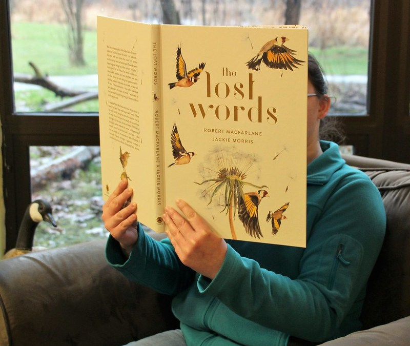 """The Lost Words"" at Audubon  for Doors Open, Saturday, January 18"