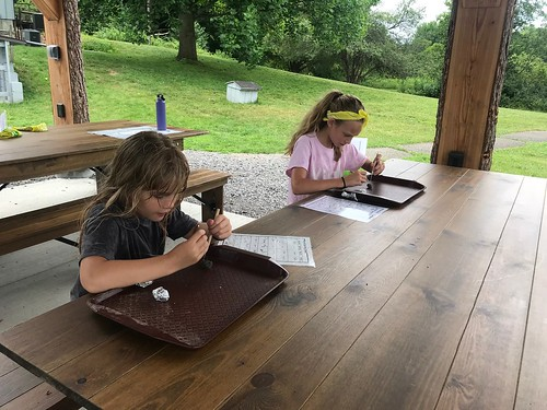 Weekly All-Day Outdoor Classroom at Audubon for Ages 7-10