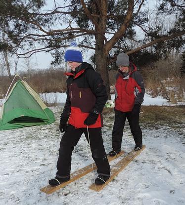 Audubon Snowflake Daze Saturday and Sunday, February 6 and 7