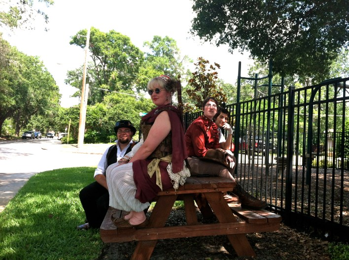 Steampunk Society of Central Florida