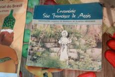 Publicação sobre o Ervanário São Francisco de Assis