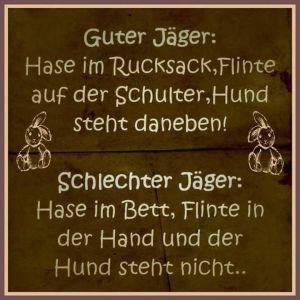 Jäger Witzig