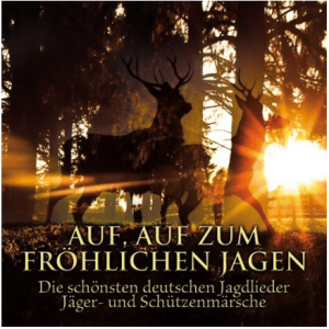 Jagdlieder CD Sammlung