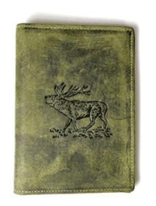 Jagdscheinetui oliv
