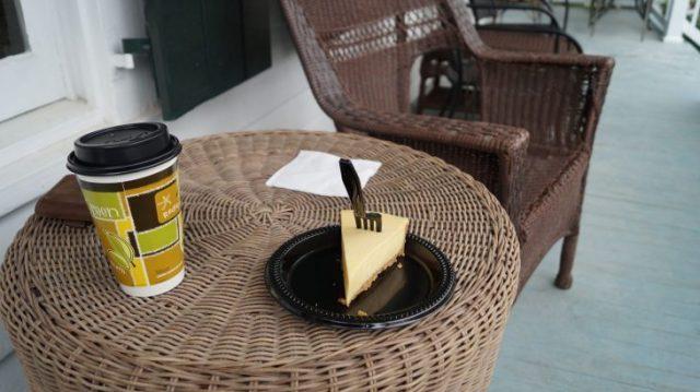 Gutschein für den Urlaub: Key Lemmon Pie in Florida futtern