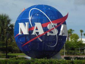 Cape Canaveral NASA Logo