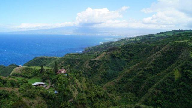 Fahrt nach Hana Maui Hawaii