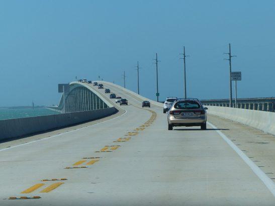 Seven mile Bridge Florida Keys marathon
