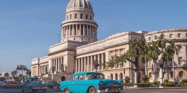 Die Hauptstadt von Kuba - Havanna
