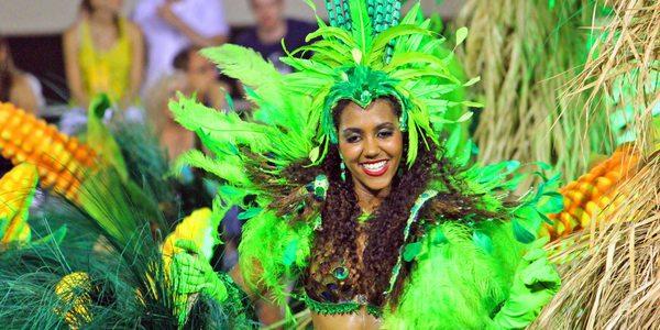 Karnevall in Rio de Janeiro