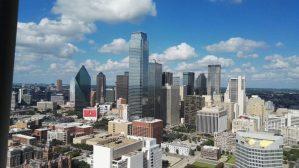 Dallas von oben