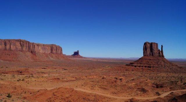 Weiten im Monument Valley