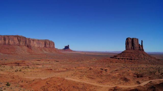 kostenlos Meilen sammeln und nach Arizona zum Monument Valley reisen