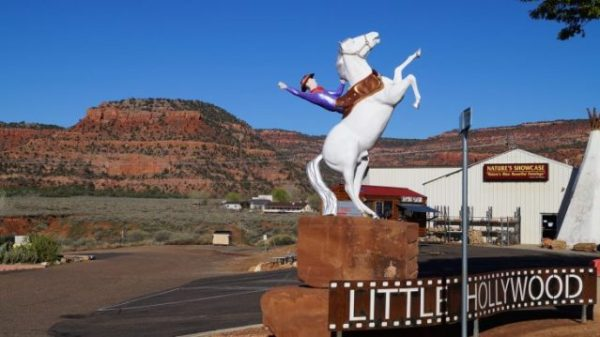 Kanab: Little Hollywood