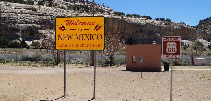 Willkommen in New Mexico