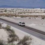 weiße Wüste New Mexico