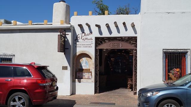 historisches Gebäude Mesilla
