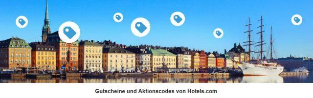 Hotels.com Gutschein – 8% Rabatt mit Gutscheincode