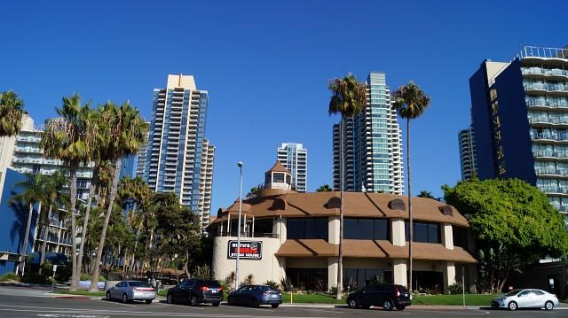 San Diego ist eigentlich eine Großstadt in Kalifornien