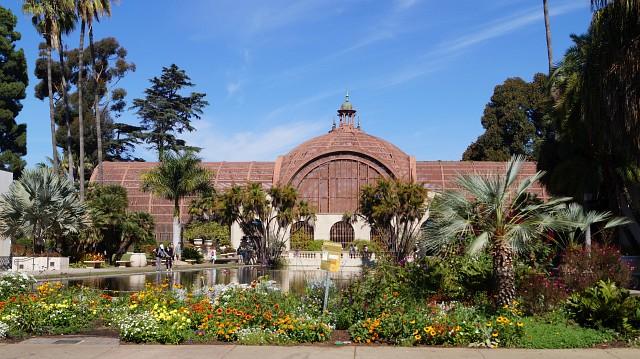 Botanical Building im Balboa Park