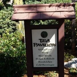 Tea Pavillion im Balboa Park