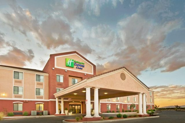 Holiday Inn Express in Willcox