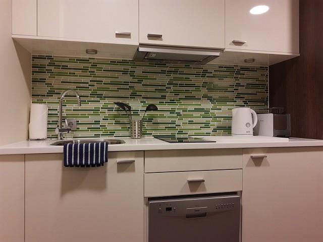 Marriott Apartements mit Küchenzeile