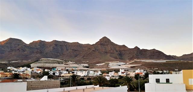 Aussicht auf die Berge im Aldea Suites