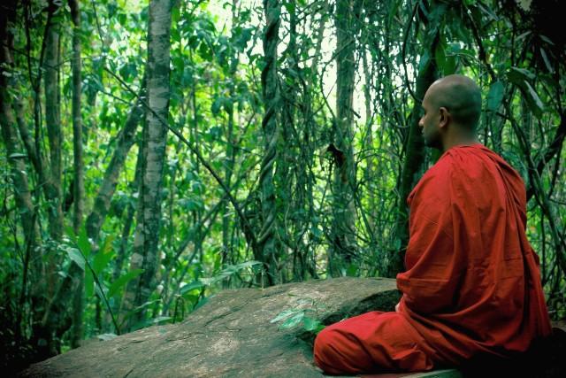 Yoga Urlaub als Meditation
