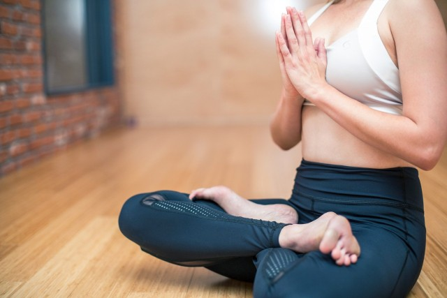 Yoga Urlaub machen