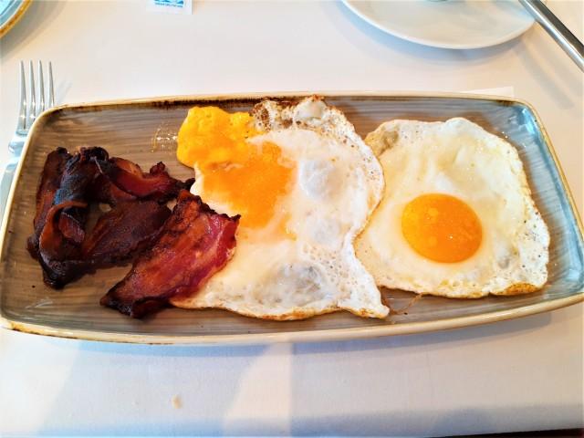 Eier und Speck im Best Western Premier Friedberger Warte