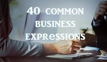 40 фраз на английском для деловых встреч