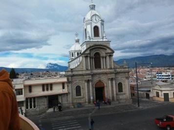 la loma de Quito