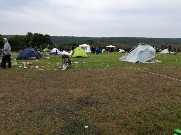 festival Müll