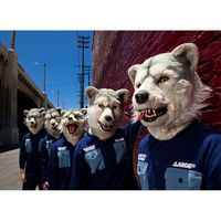 MAN WITH A MISSION New Album