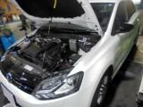 VWポロ エンジン不動