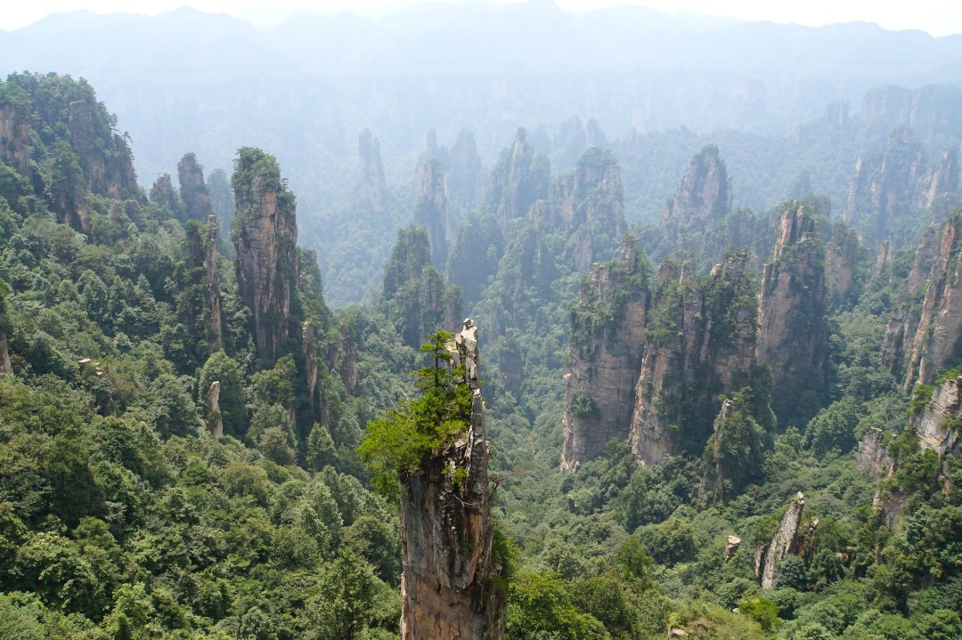 zhangjiajie-china