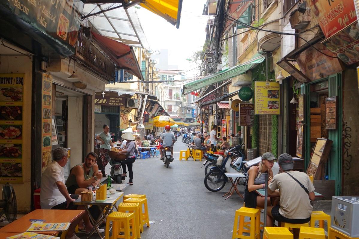 Hanoï, capitale de toutes les possibilités