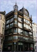 Architecture Art Nouveau Old England