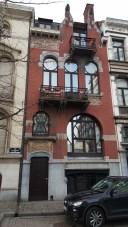 Maison des hiboux architecte Edouard Pelseneer 1899