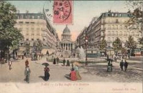 Quartier Latin carte