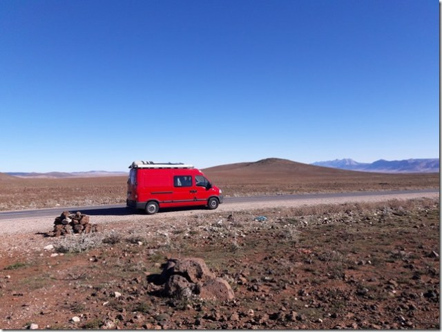 camion au maroc