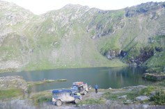 Camp Balea Lac