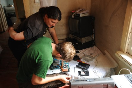 Repairing Armenians Computers