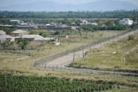 Armenian - Turkish Border near Khor Virap