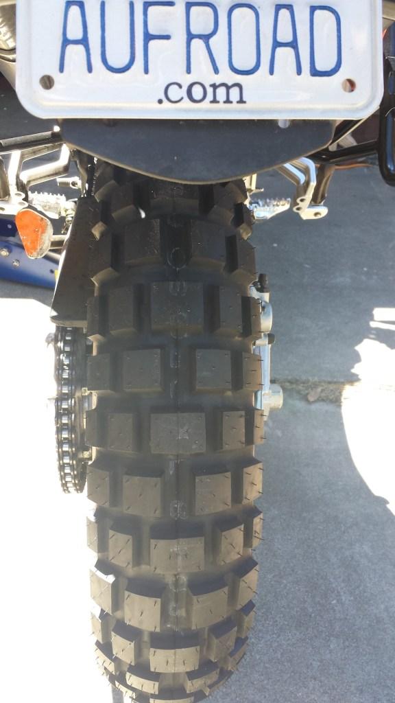 new 140 rear
