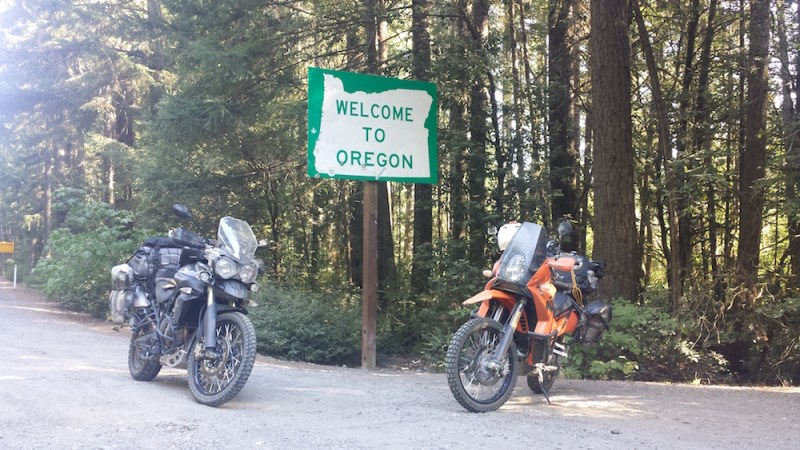 Happy Camp to Avenue of the Giants: Day 3